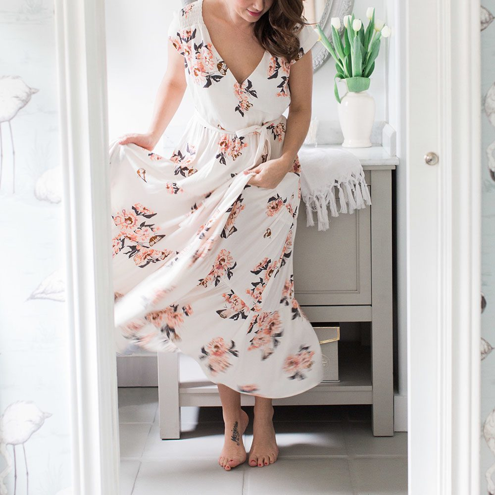 Buy Maxi Awesome dresses to try this spring picture trends