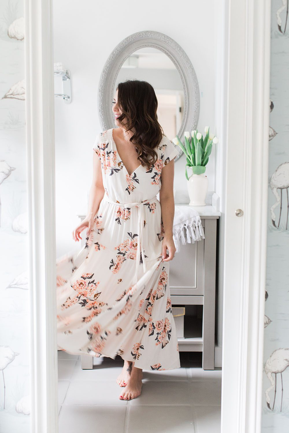 4 Ways to Style Your Maxi Dress