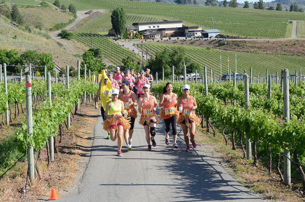Jillian Harris Half Corked Marathon-1