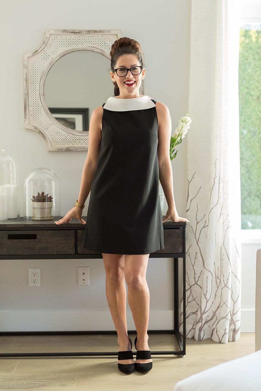 Jillian Harris design on Love It Or List It Vancouver
