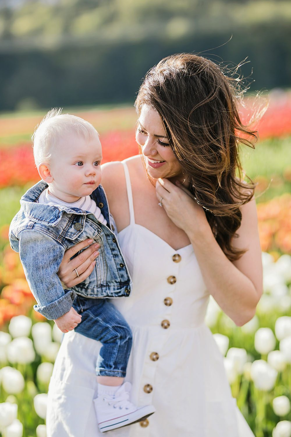 Jillian Harris Mother's Day