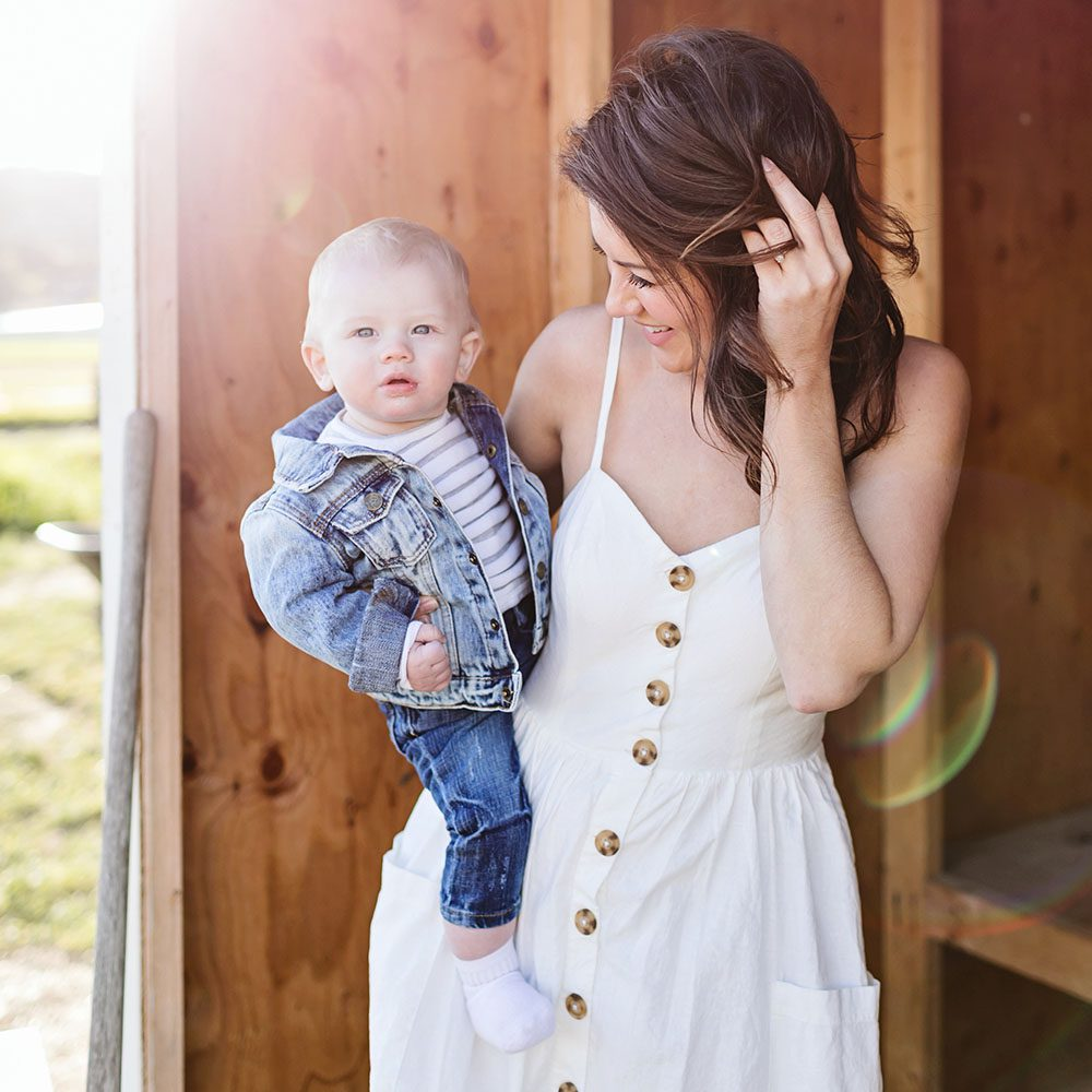 Jillian Harris - Mother's Day Date Ideas