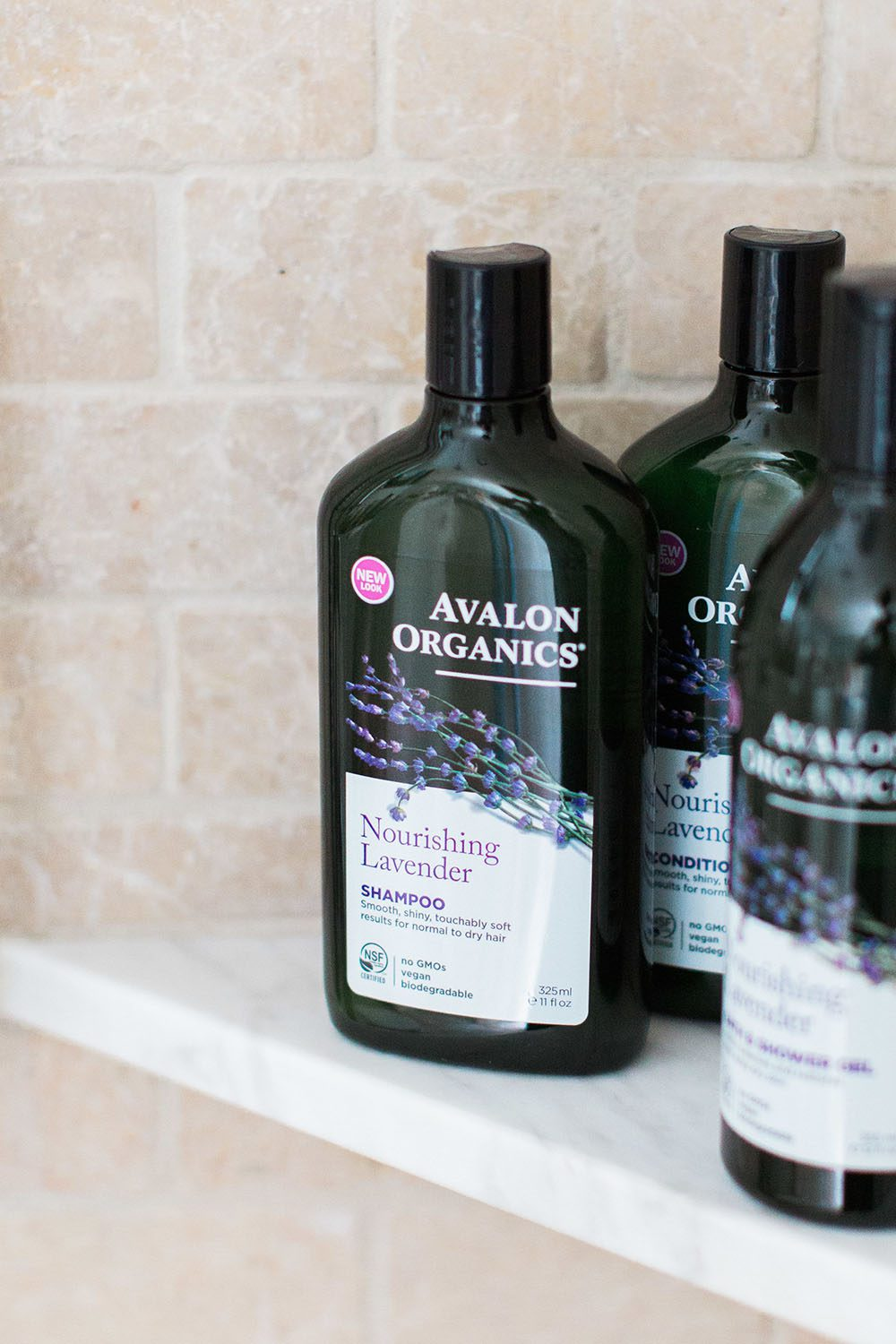Jillian Harris and Avalon Organics