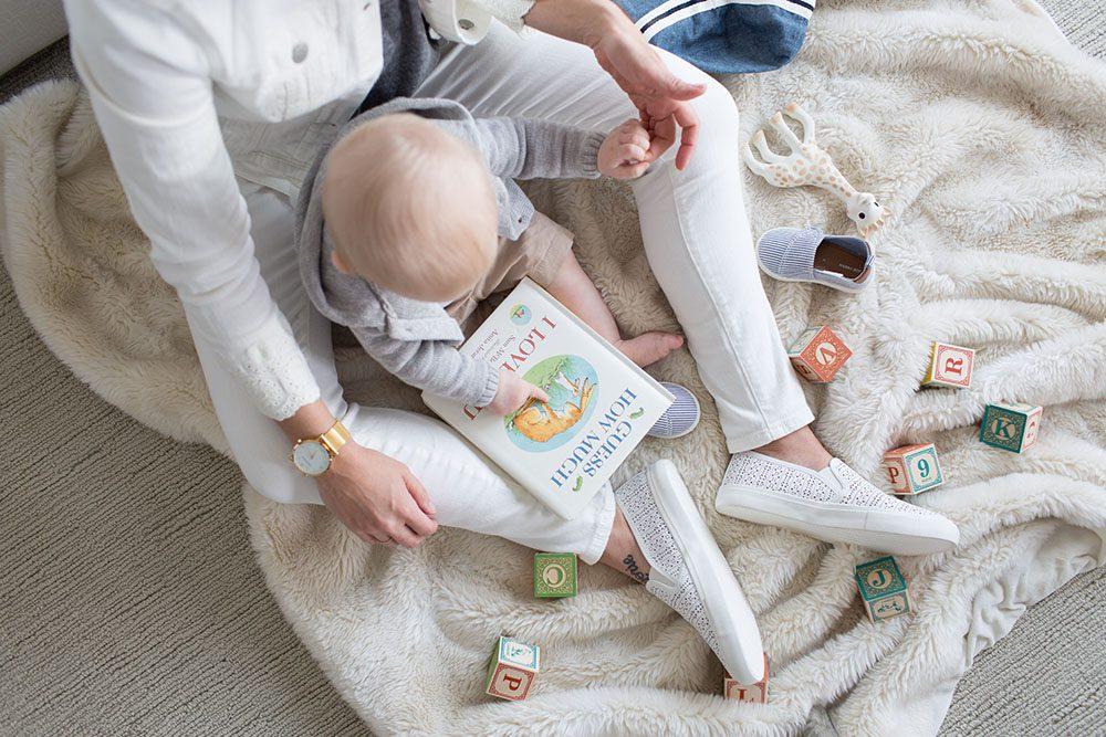 Jillian Harris and Joe Fresh Mothers Day