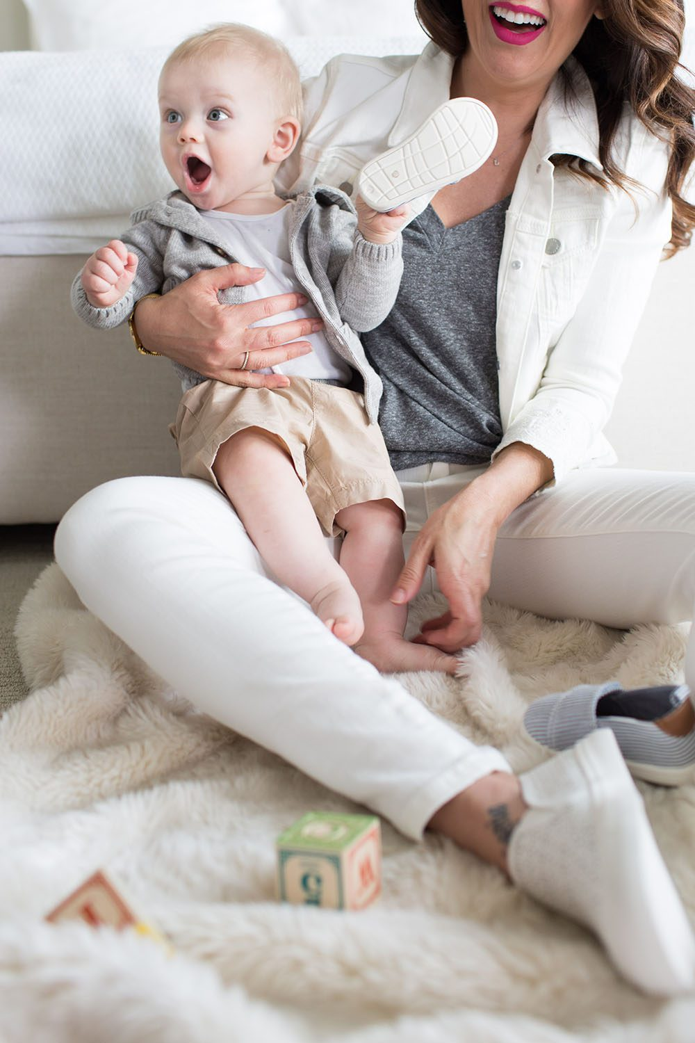 Jillian Harris and Joe Fresh Mothers Day