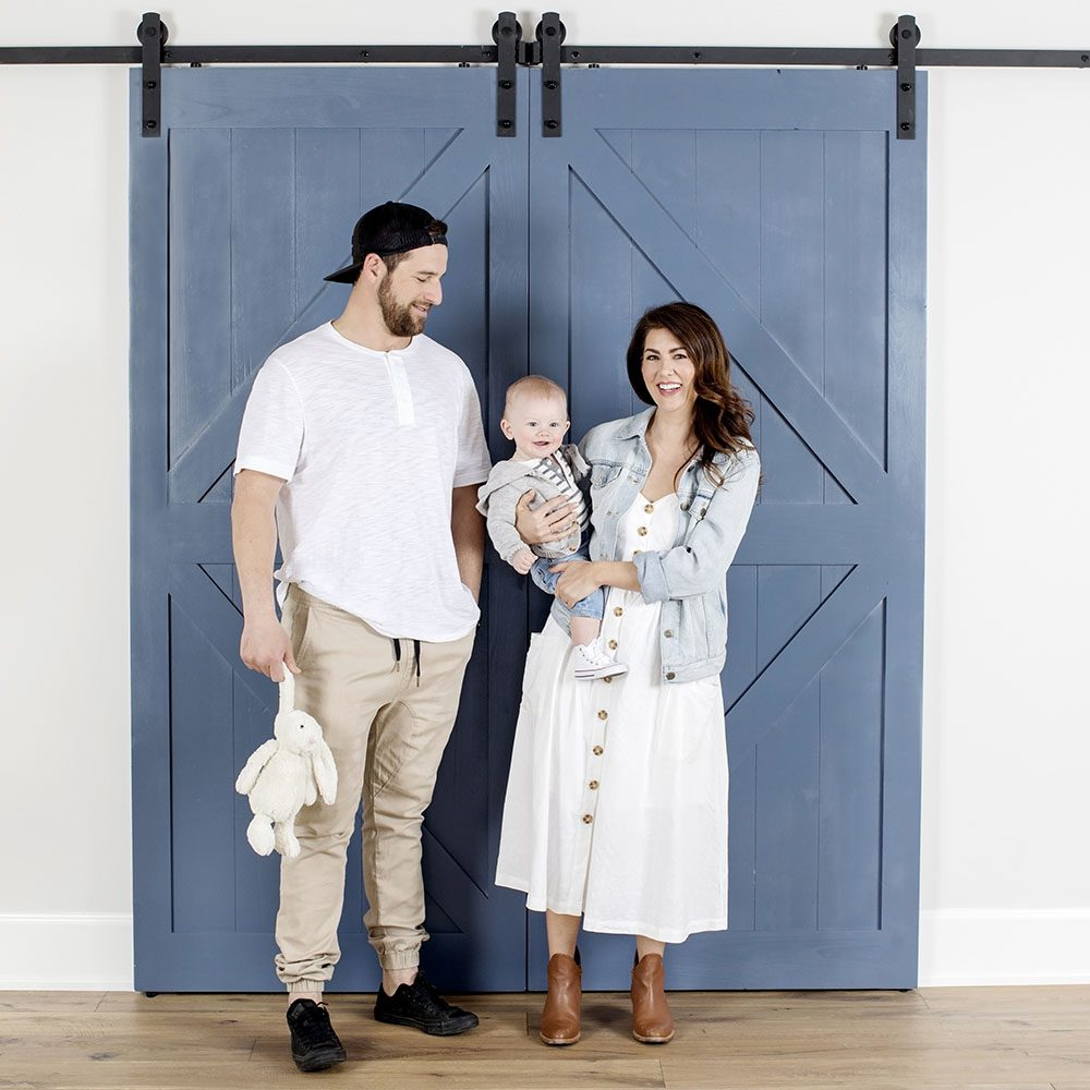 Jillian Harris and Justin Passuto