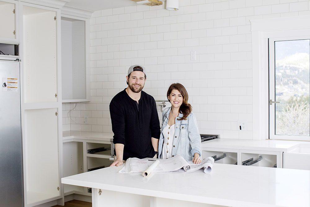 Jillian Harris and Justin Passuto