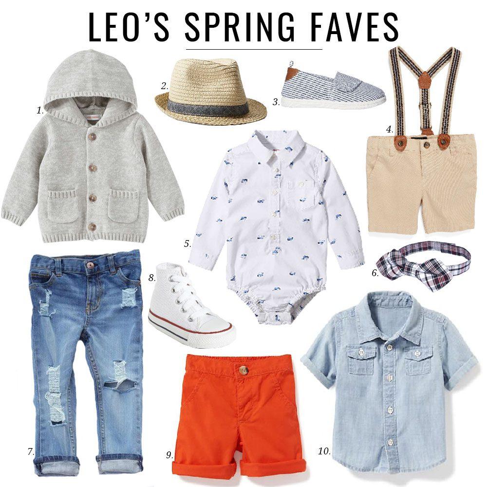 Leos Spring Faves