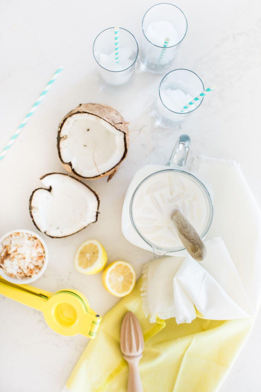 Jillian Harris Coconut Lemonade Recipe