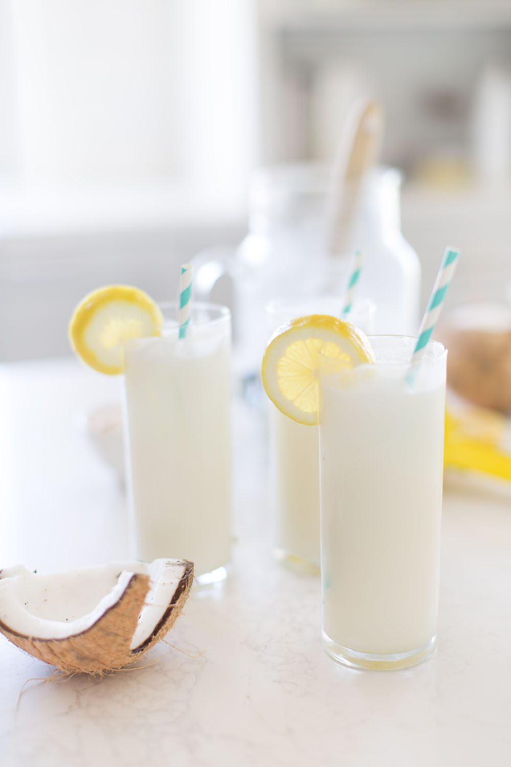 Jillian Harris Coconut Lemonade Recipe