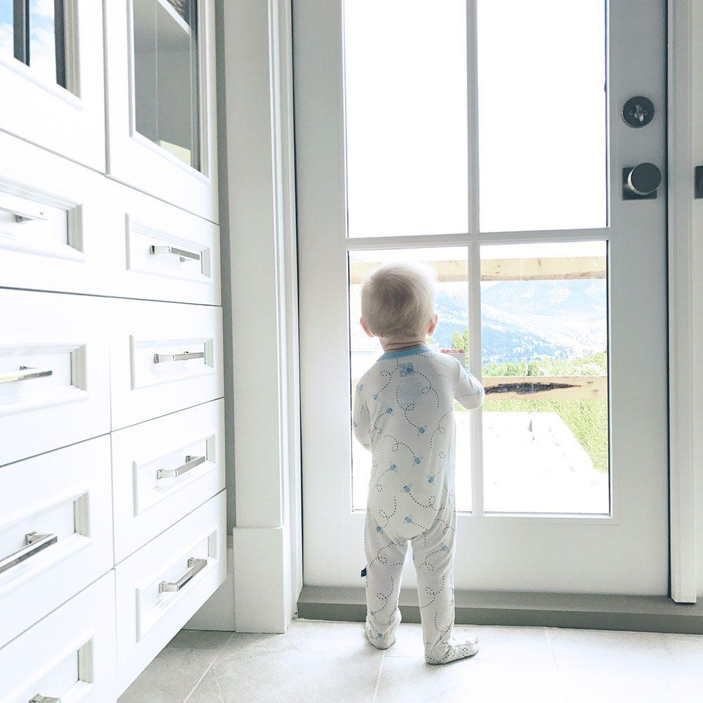 Jillian Harris - Justin Passutos First Fathers Day