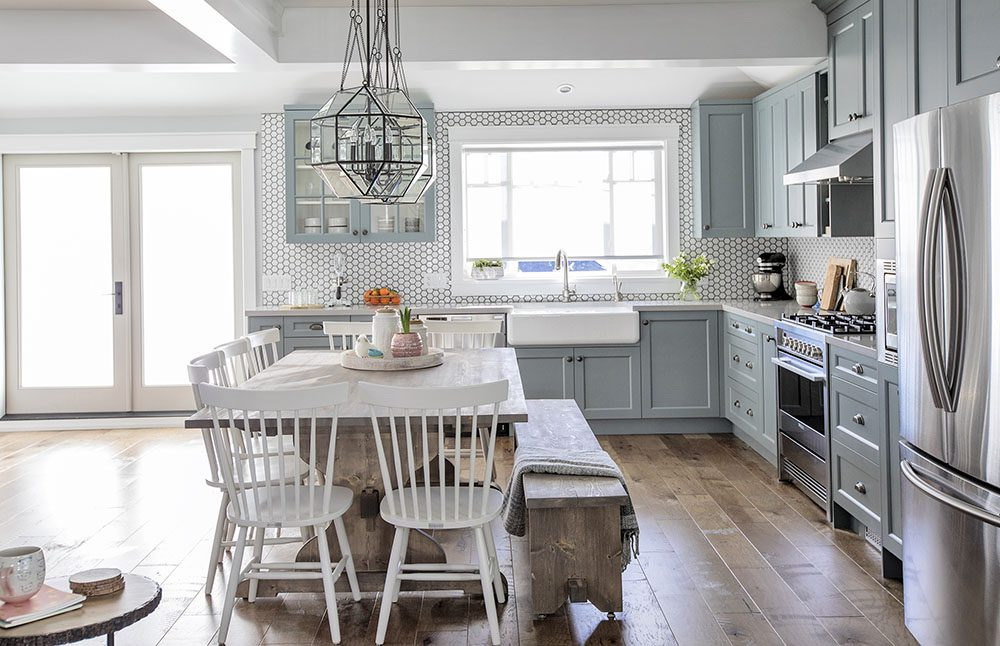 Love it or list it vancouver laila dan jillian harris for Kitchen ideas vancouver