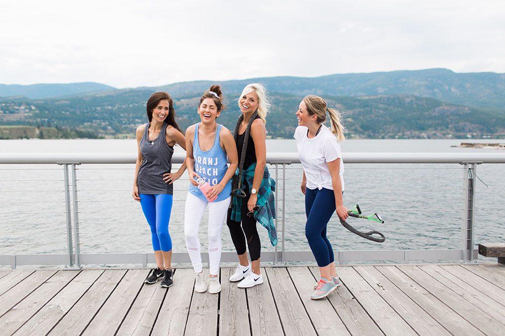 Jillian Harris Oranj Fitness Team Jilly Workout