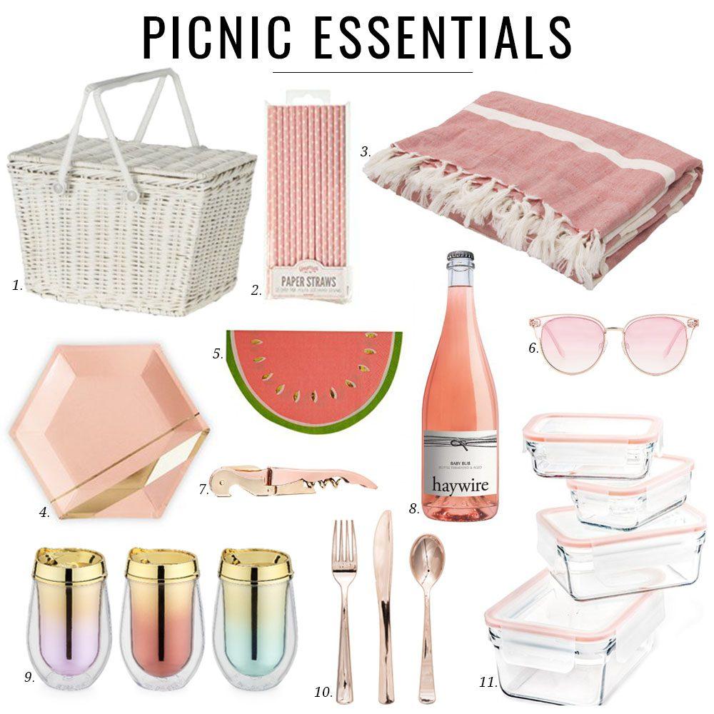 Jillian Harris Picnic Essentials