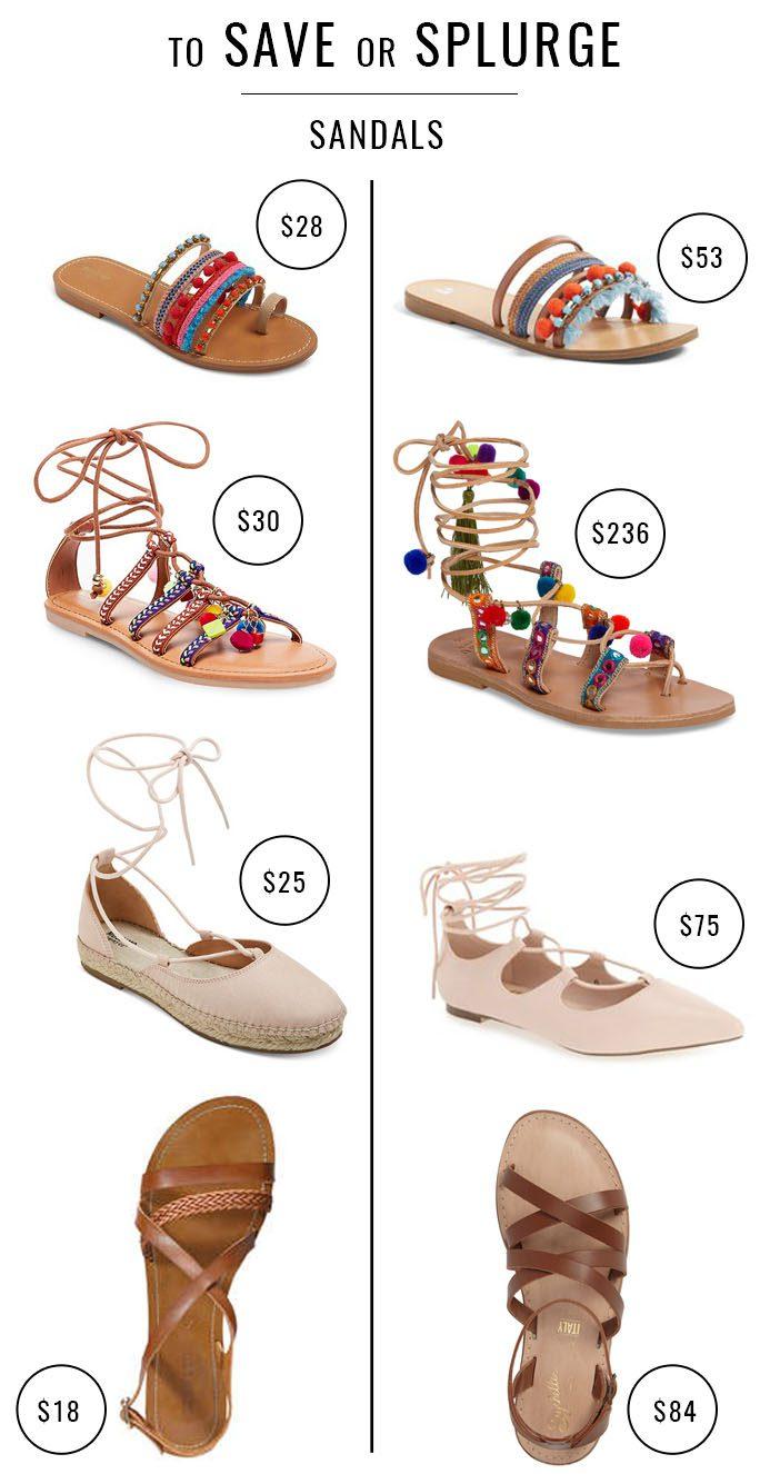 Jillian Harris Summer Sandals