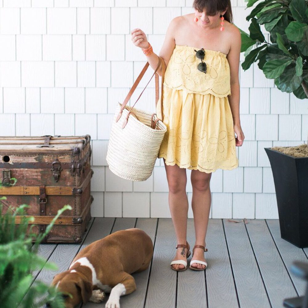 Jillian Harris 5 August Style Tips