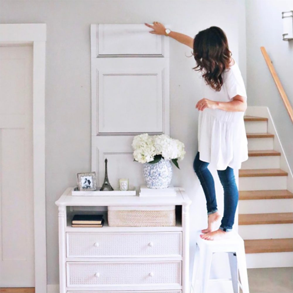 Living Rooms35 Comments Jillian Harris 5 Ways To Update Your Walls