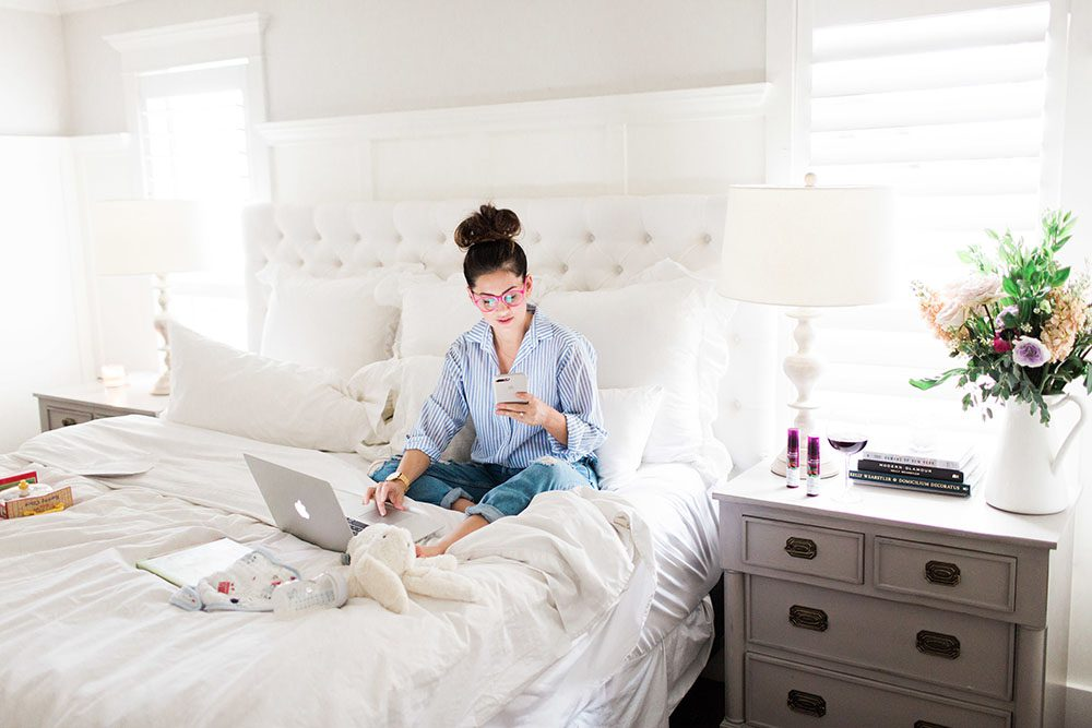 Jillian Harris Avalon Organics Wrinkle Therapy