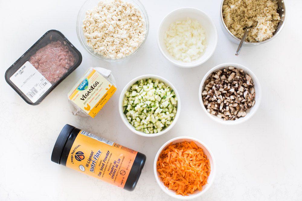Jillian Harris Protein Patties Recipe