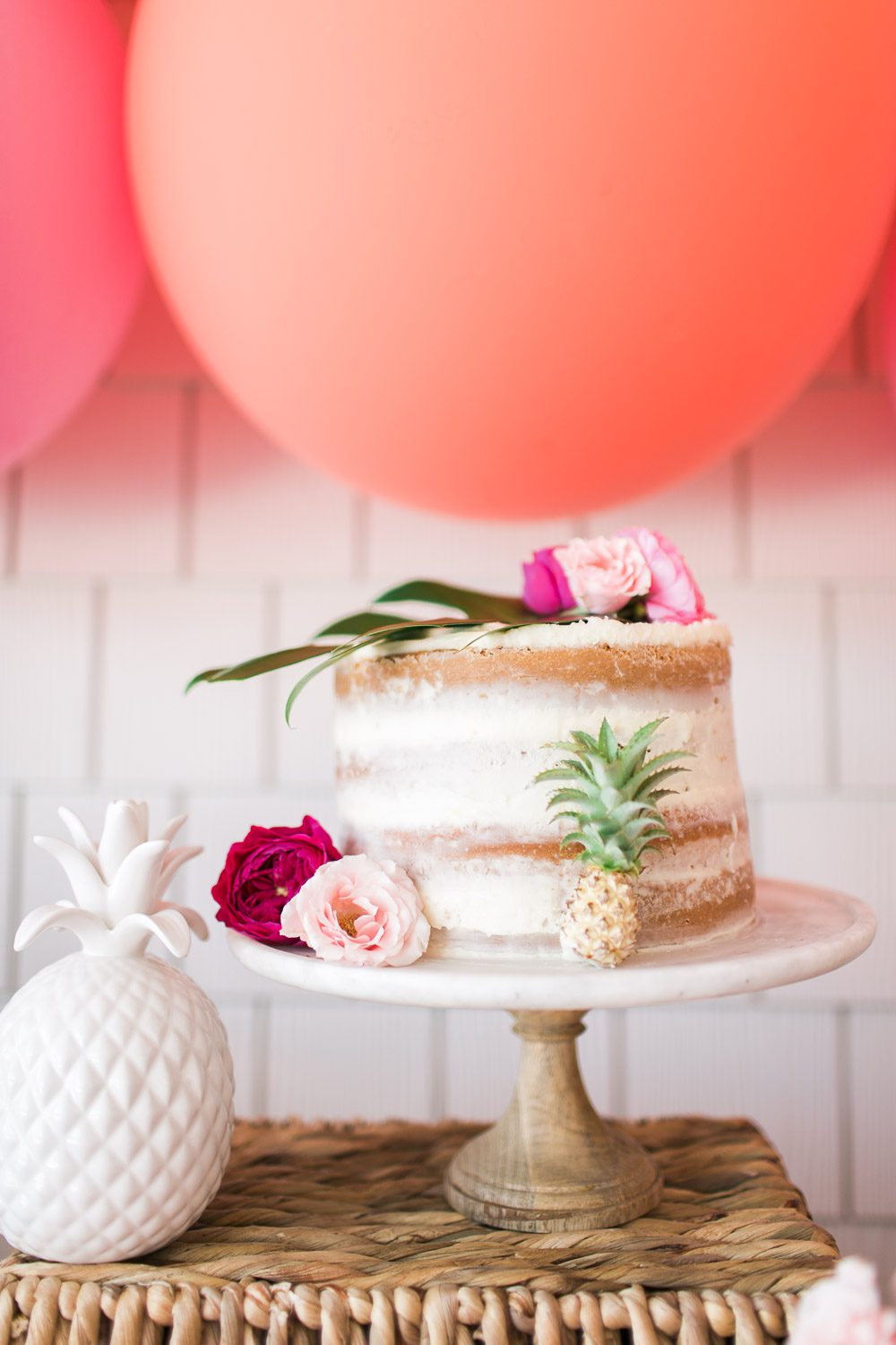 Jillian Harris Baby Shower Inspiration