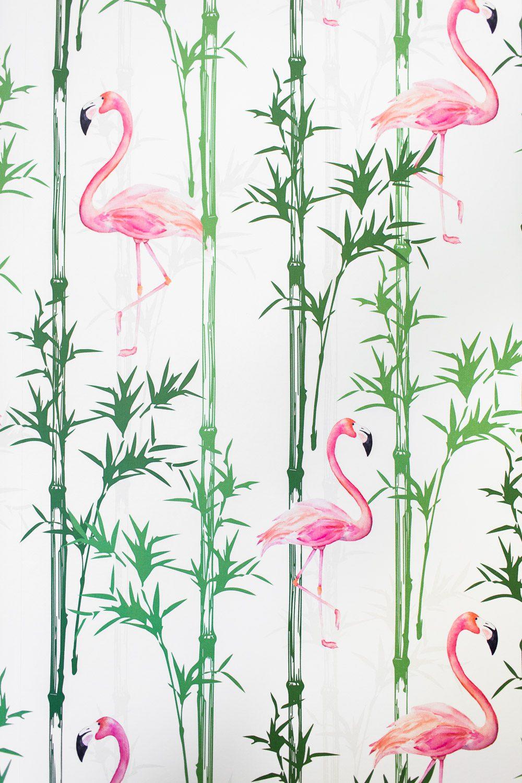 Jillian Harris Milton and King Wallpaper