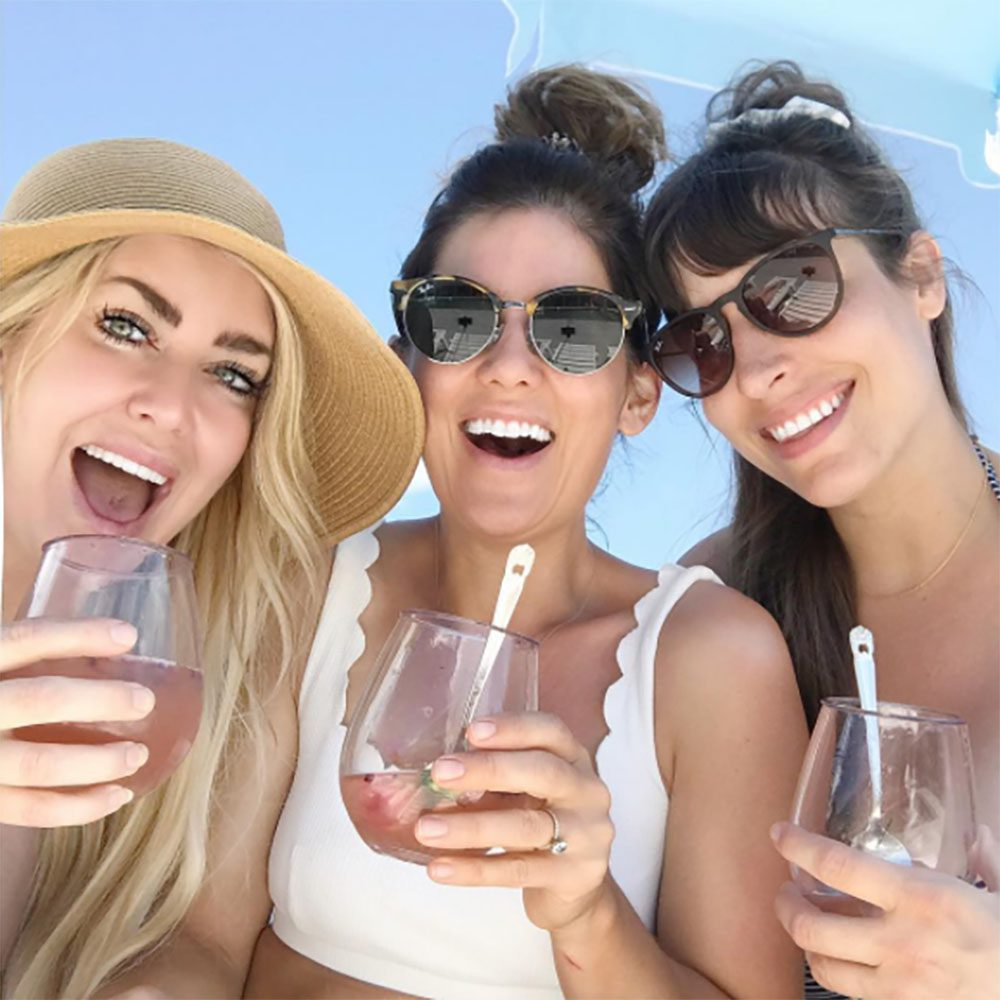 Jillian Harris Girls Weekend Diary