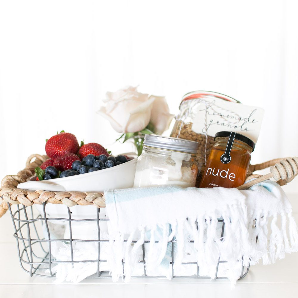 Jillian Harris Hostess Gifts