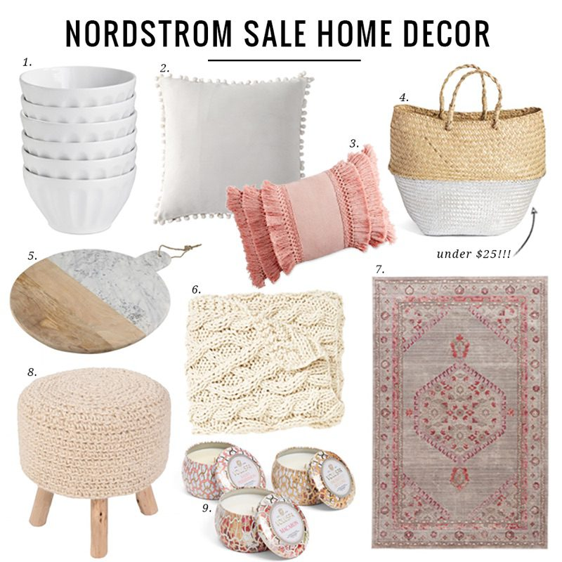 Nordstrom anniversary sale early access is now open Nordstrom home decor sale