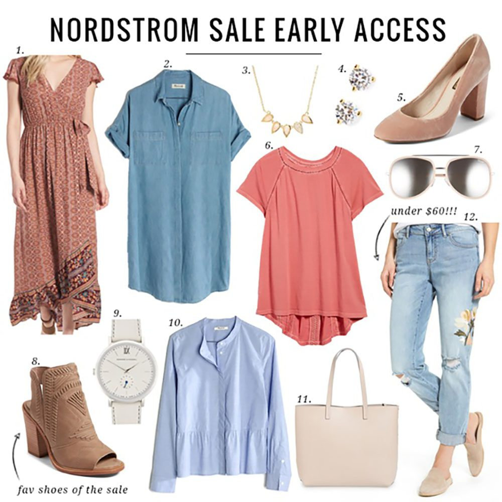 Nordstrom Anniversary Sale  Early Access is Now Open! - Jillian Harris 65140b9bd