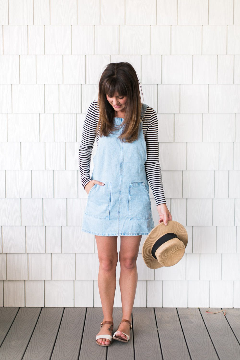 Jillian Harris Overalls
