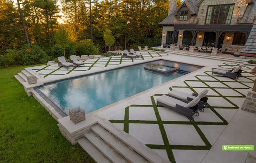 Jillian Harris Pool Inspo and Design