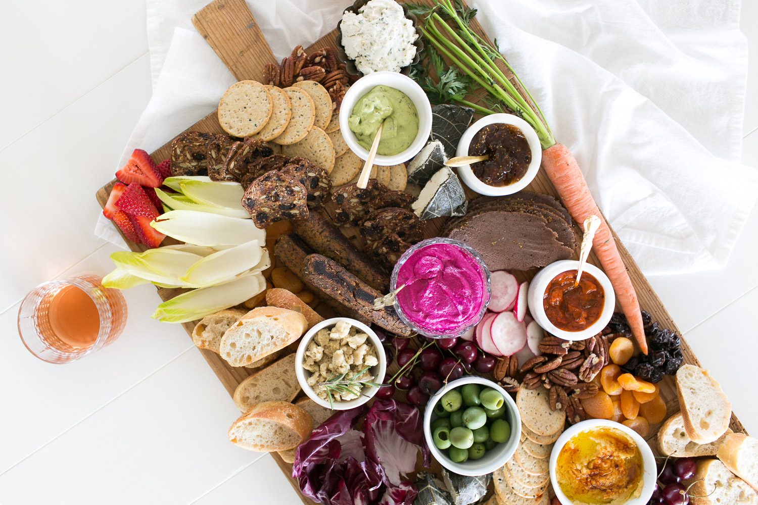 Jillian Harris Vegan Charcuterie
