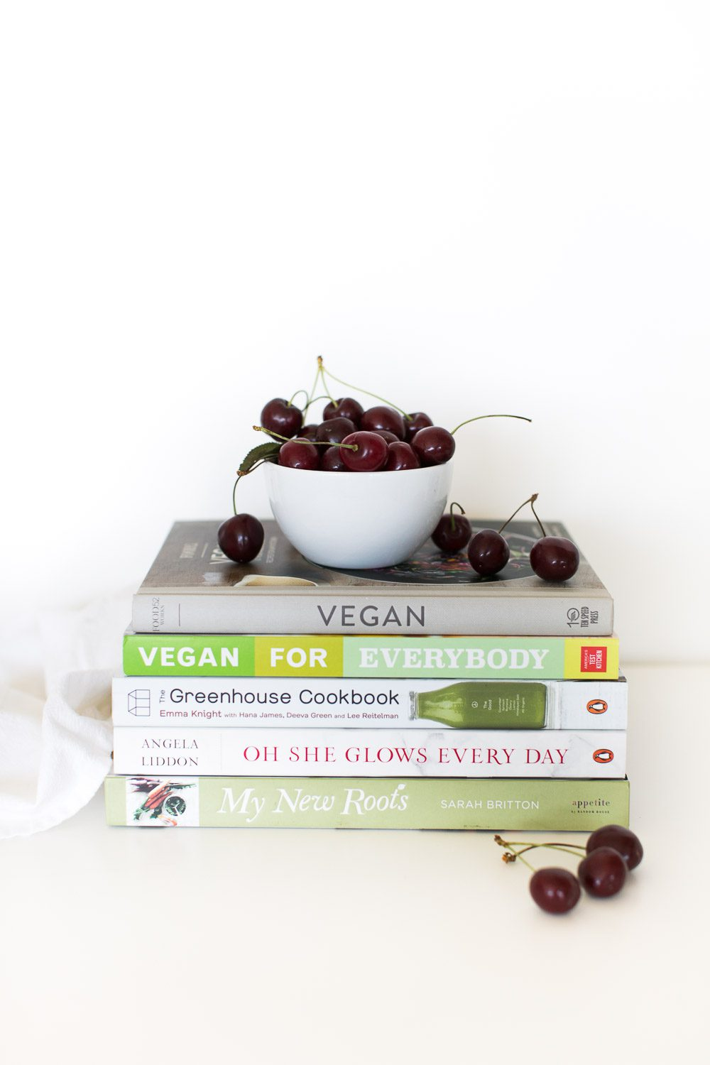 Jillian Harris Vegan Cookbooks