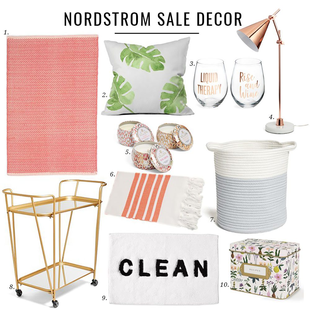 Nordstrom anniversary sale public access is here Nordstrom home decor sale