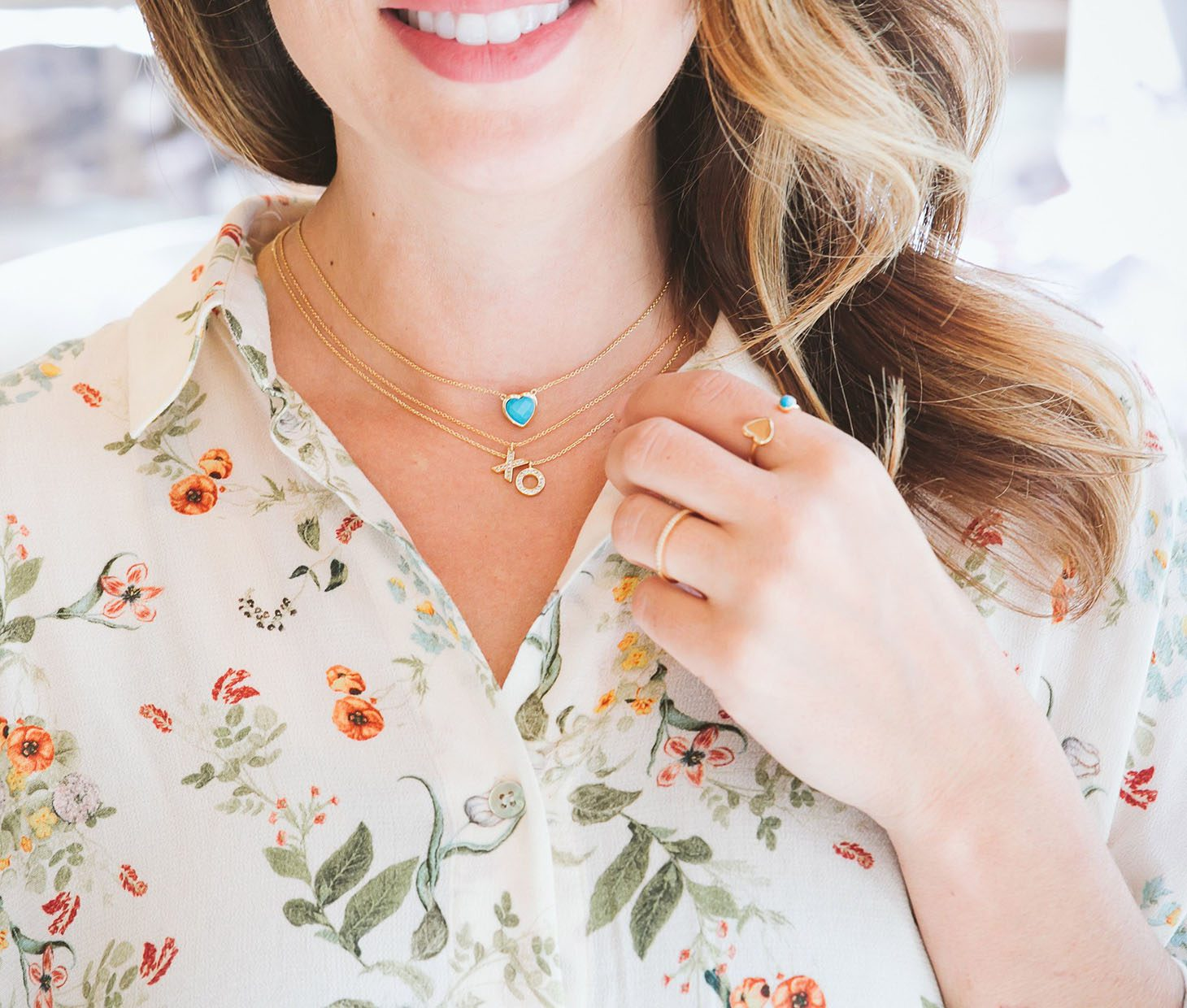 Jillian Harris Favourite Necklaces