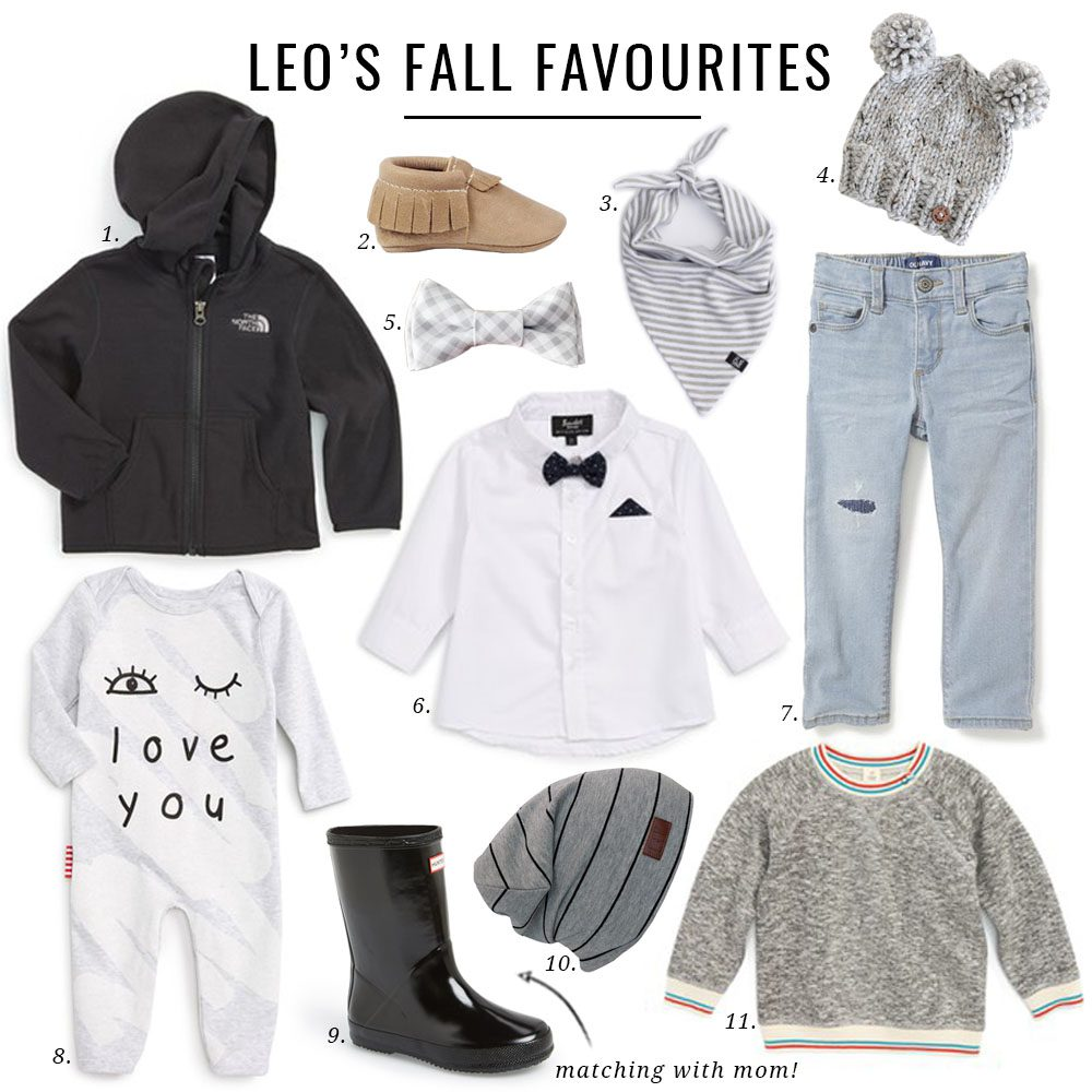 Jillian Harris Leos Fall Favourites
