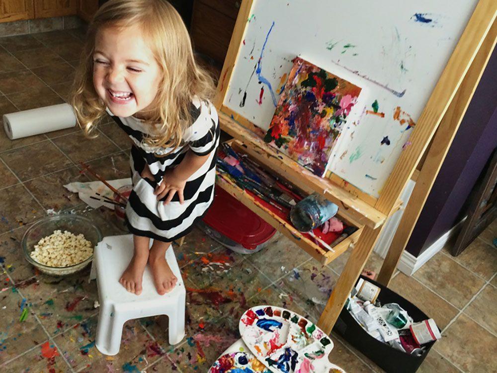 Jillian Harris Little Leader Cosette Swart