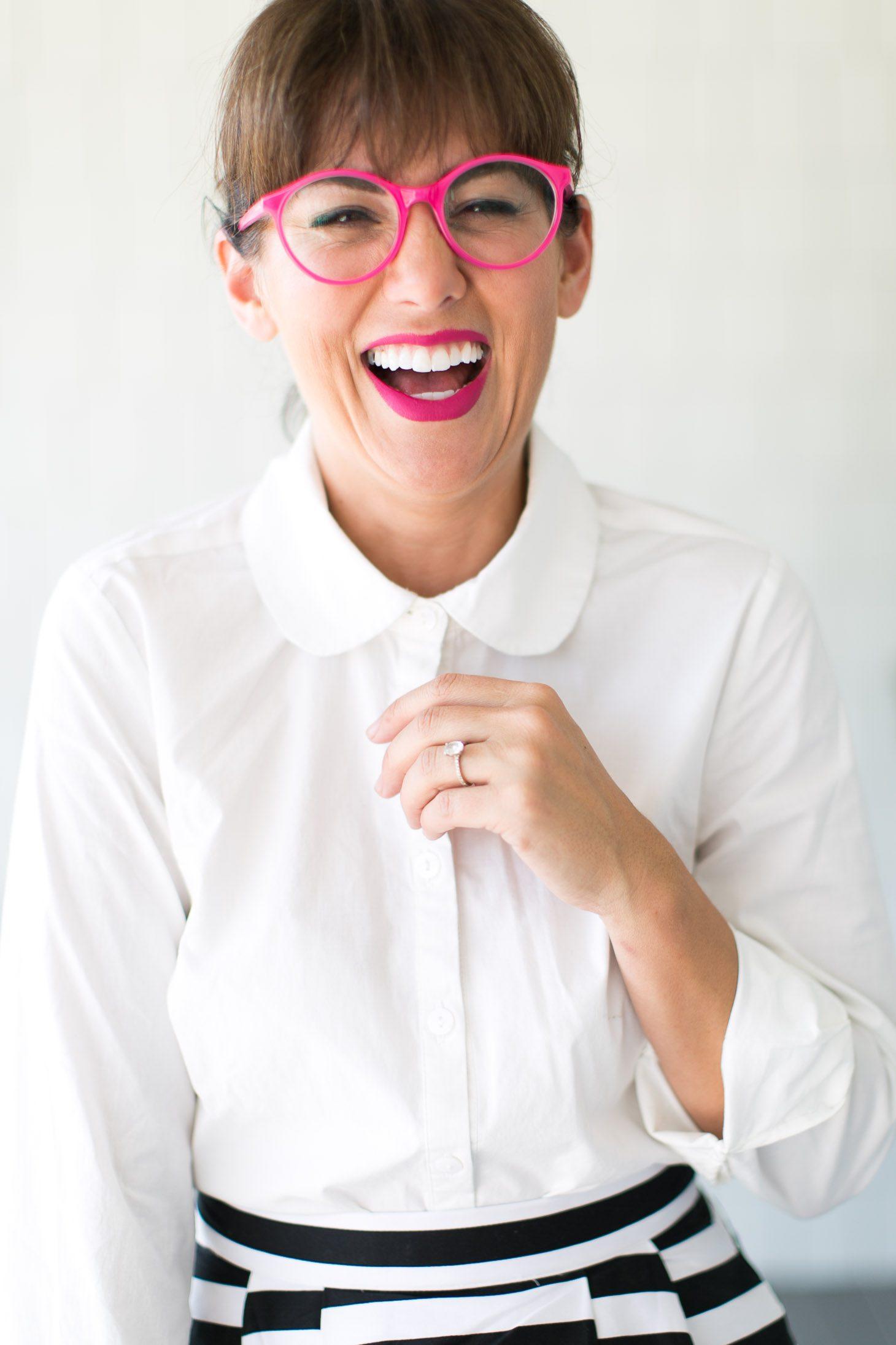 Jillian Harris Back to Work in Style Fall Wardrobe Tips