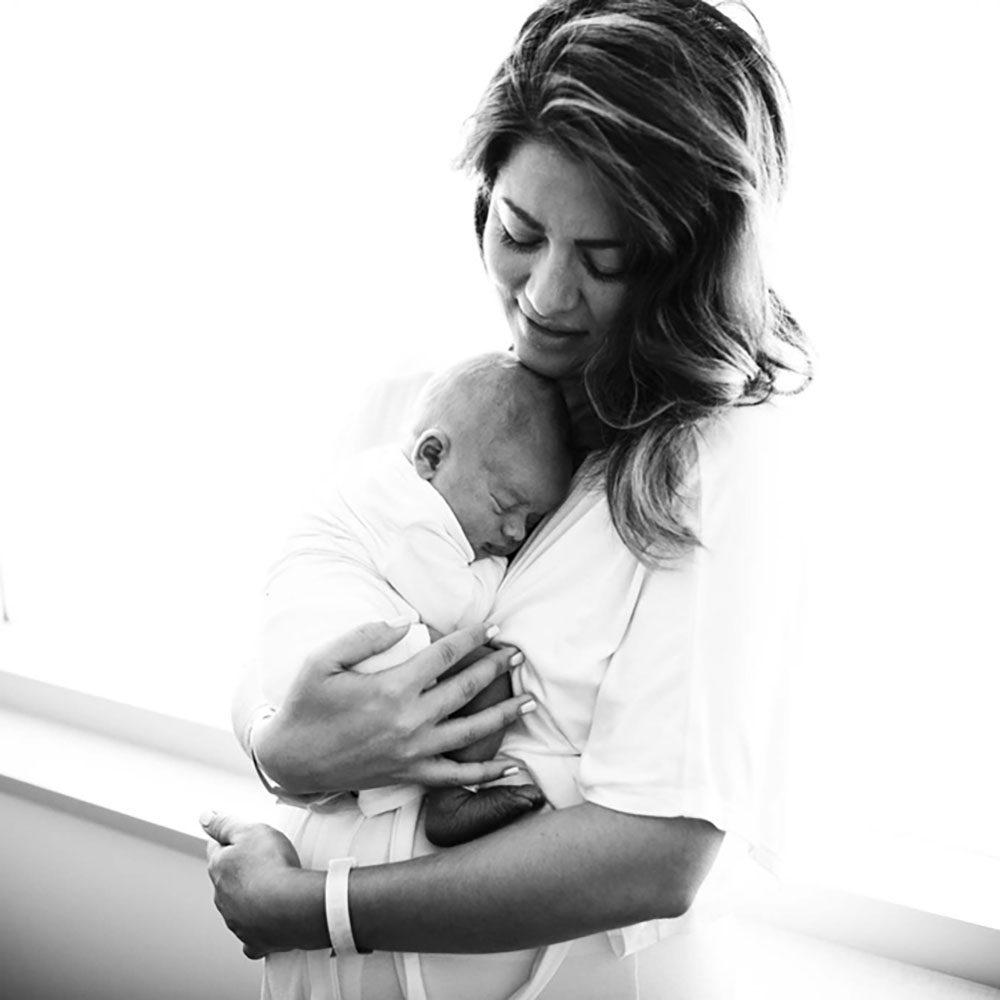 Jillian Harris Rules for Visiting a New Parent