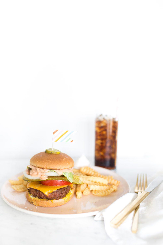 Jillian Harris Vegan Burgers