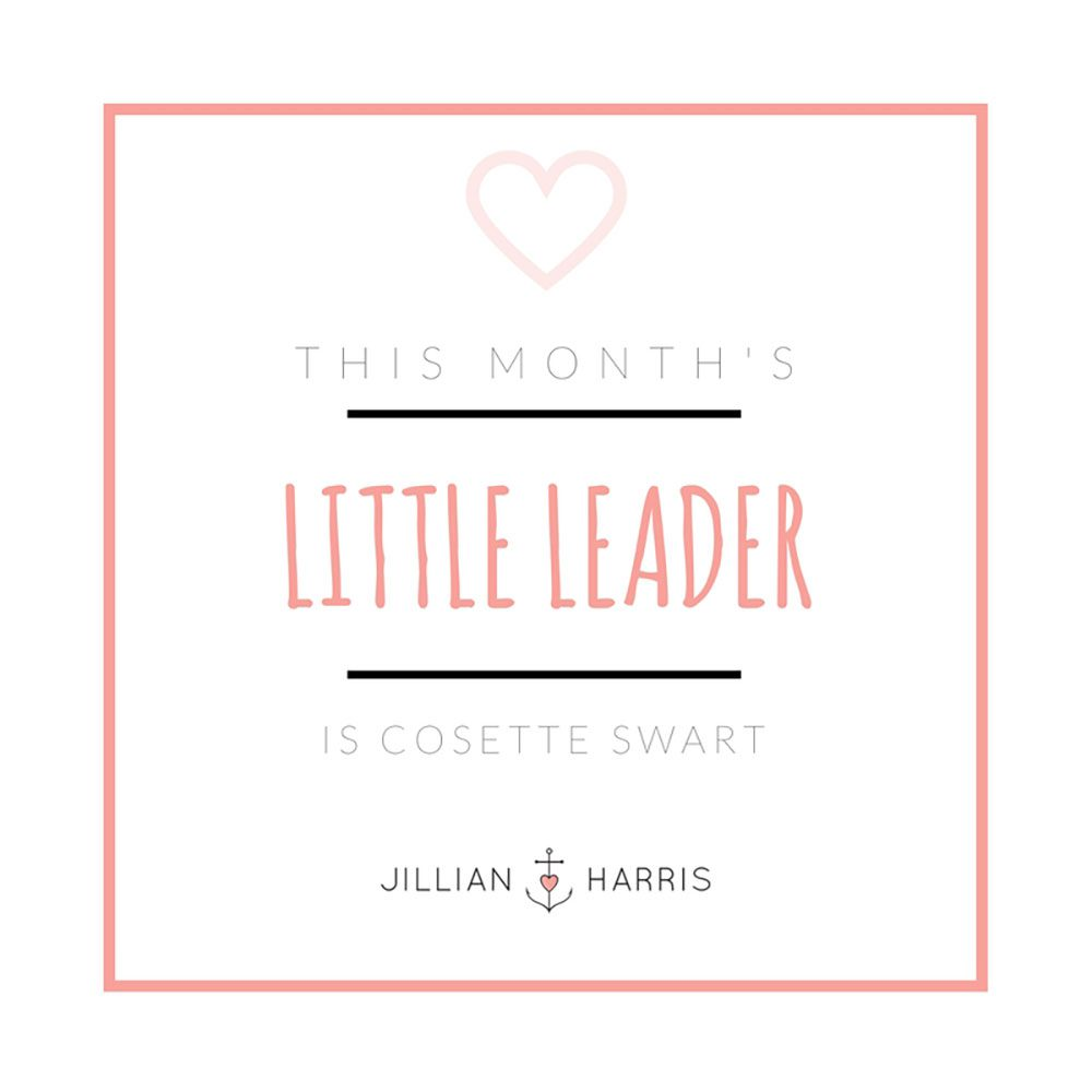 Jillian Harris Little Leader