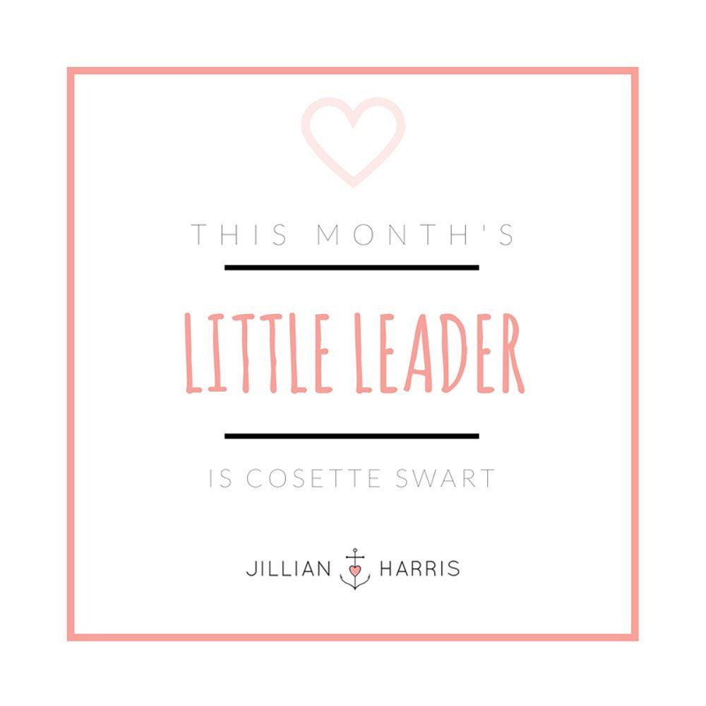 Jillian Harris Little Leader