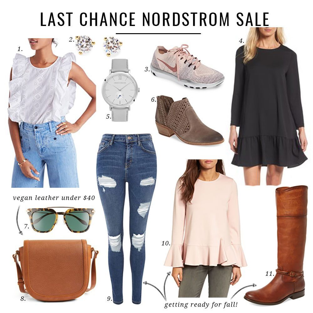 NORDSTROM Sale LAST CHANCE
