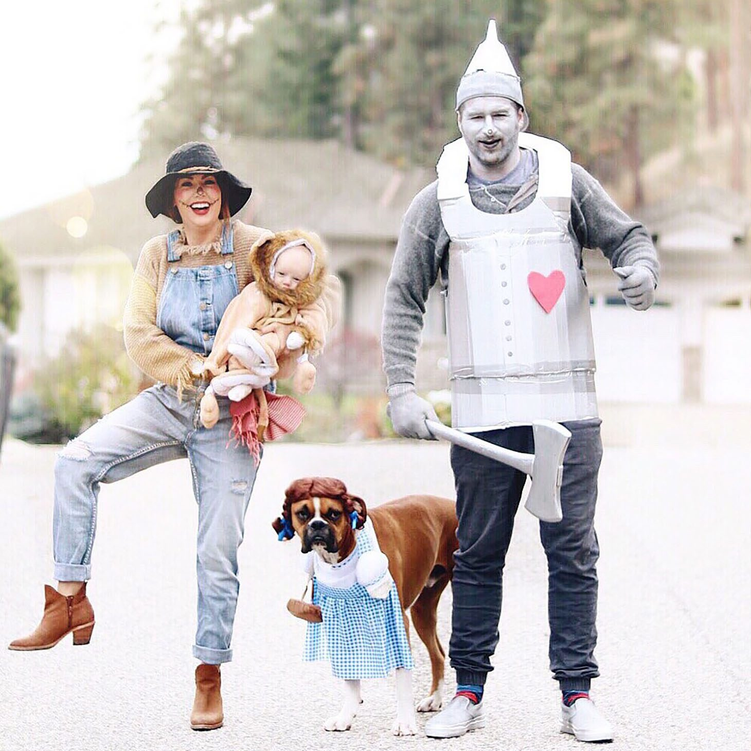 Jillian Harris Halloween Costume Ideas for Toddlers