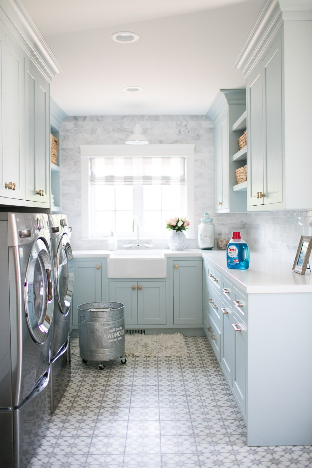 5 Tips For An Innovative Laundry Room