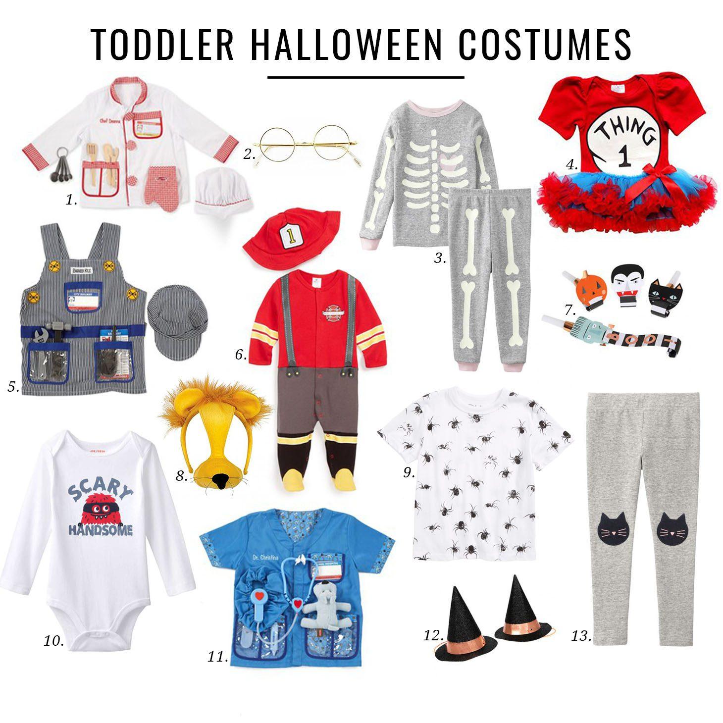 Jillian Harris Toddler Halloween Costumes