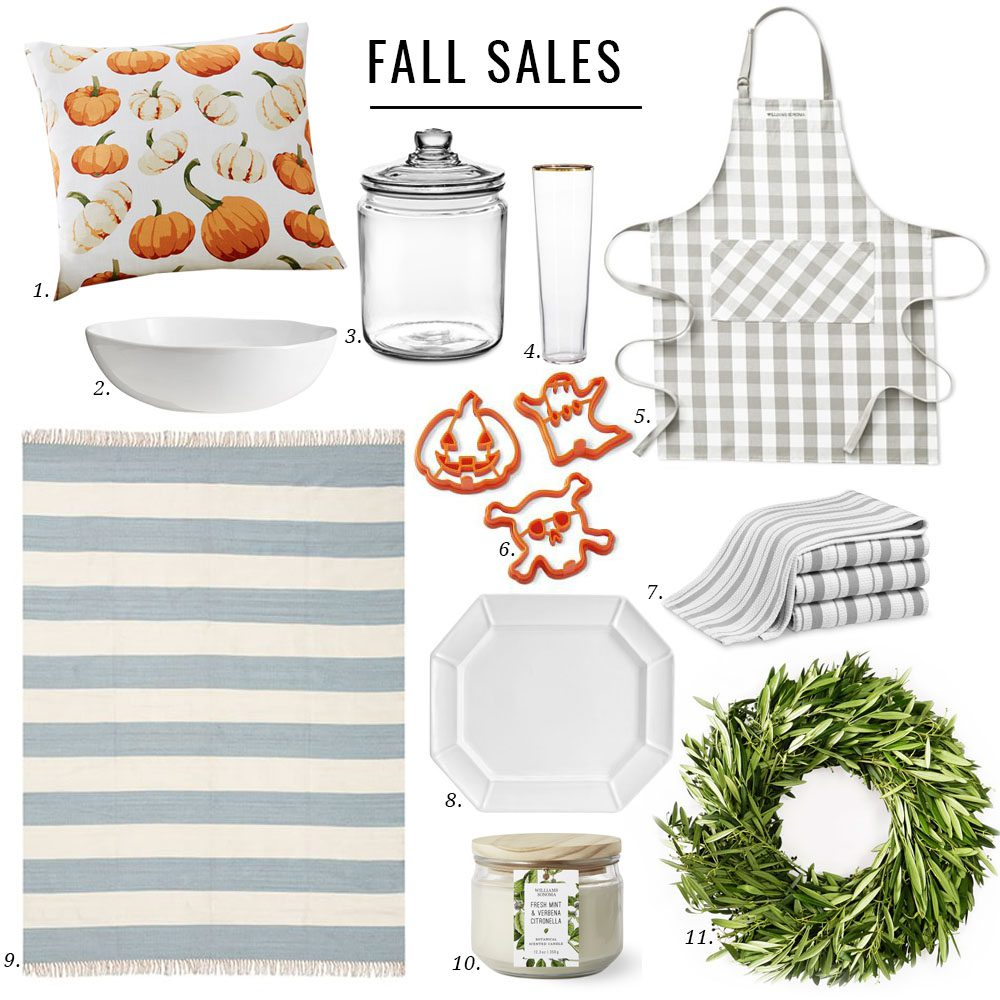 Jillian Harris Fall Decor Sale