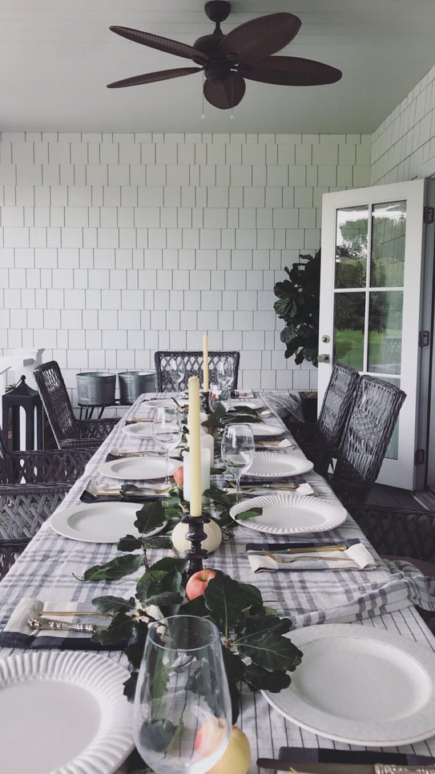 Jillian Harris How We Spent Our Thanksgiving