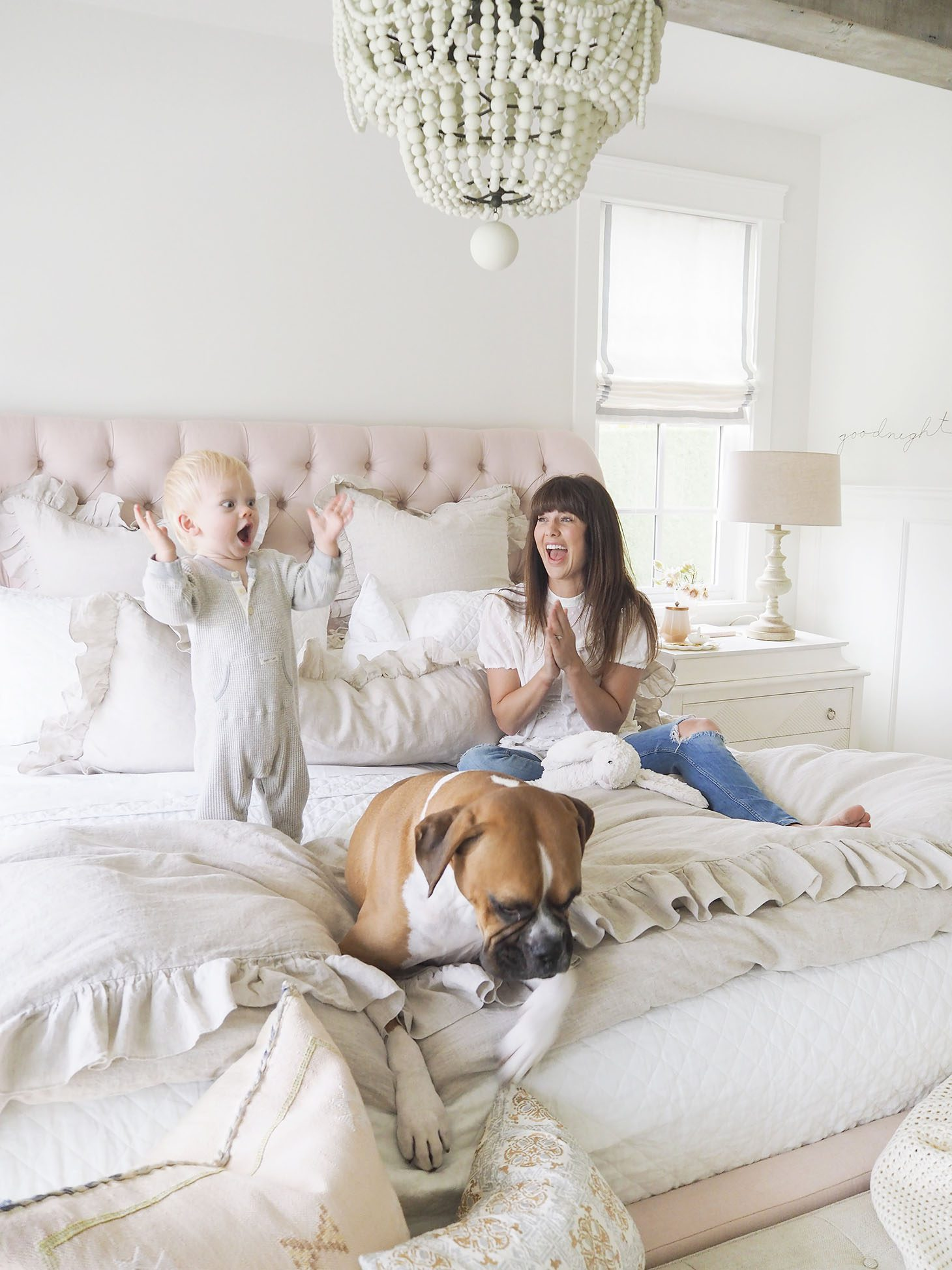 Pink Bedroom Decor Revealed My Dreamy Bedroom And A Giveaway