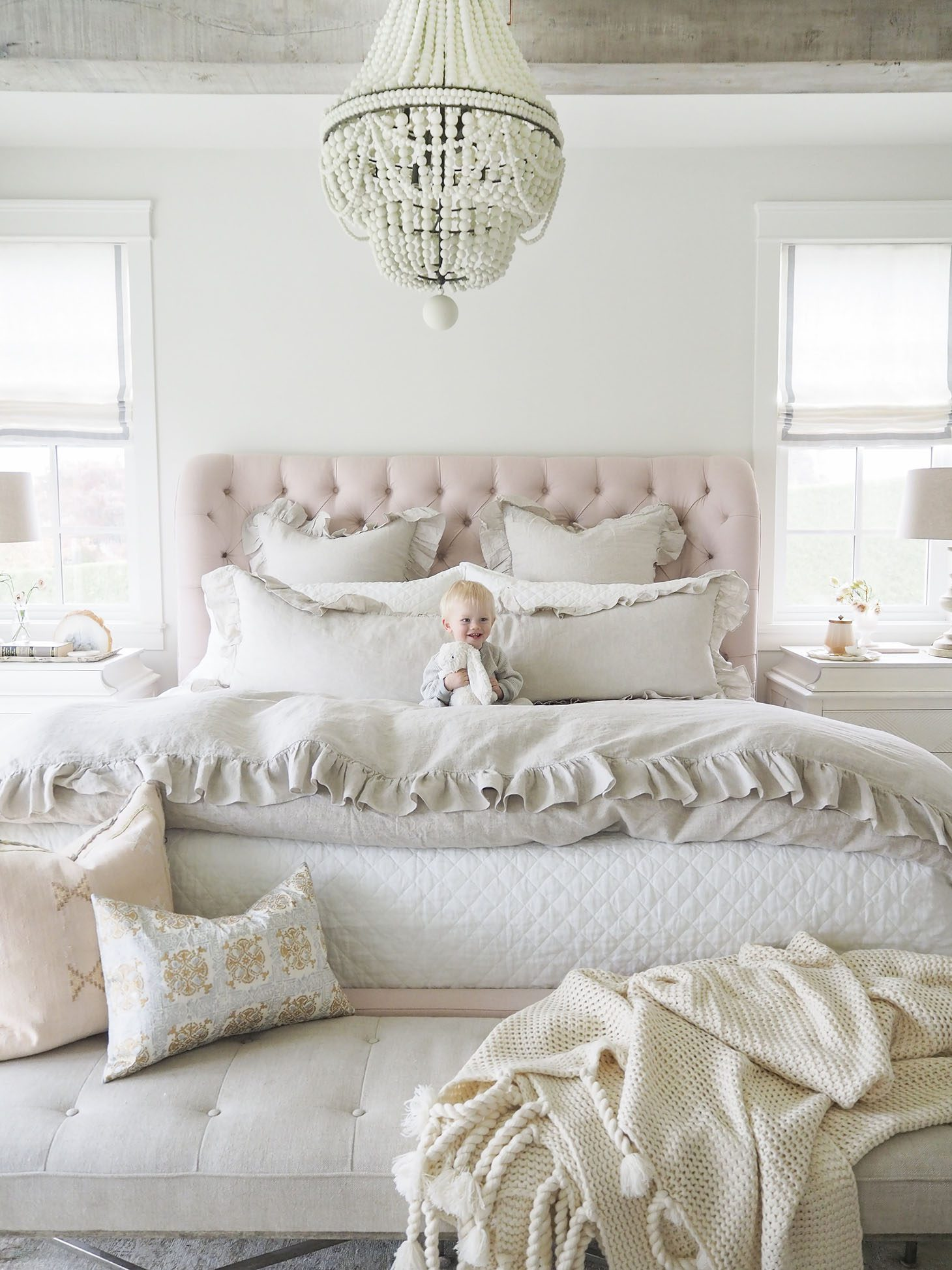 Jillian Harris Master Bedroom Reveal